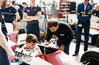Formula 1 Photos - Ayrton Senna, Toleman