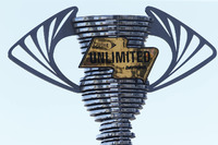 NASCAR Sprint Cup Foto - The Sprint Unlimited trophy