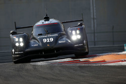 Porsche Abu Dhabi February testing