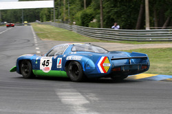 #45 Alpine Renault A220 1968: Sylvain Stepak, Henri Stepak