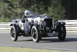 39-Behr, Cresswell-Bentley 4,5l Le Mans 1926