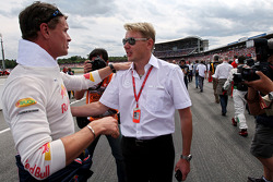David Coulthard, Red Bull Racing with Mika Hakkinen