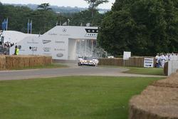 Justin Law, 1990 Jaguar XJR12