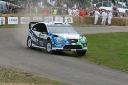 Matt Wilson, 2008 Ford Focus WRC