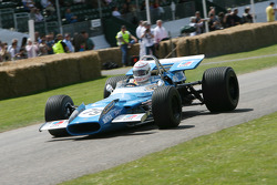 Ron Maydon, 1969 Matra-Cosworth MS80 (ex Jackie Stewart)