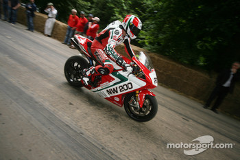 Michael Rutter, 2008 Ducati 1098RS