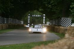 Jochen Mass, 1989 Sauber-Mercedes C9