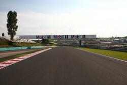 The Hungaroring circuit