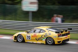 #70 Easy Race SRL Ferrari F430: Roberto Plati, Maurice Basso, Giampaolo Tenchini, Bertrand Baguette