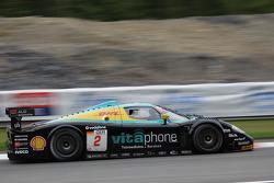 #2 Vitaphone Racing Team Maserati MC 12: Miguel Ramos, Alexandre Negrao, Stéphane Lemeret, Alessandro Pier Guigi