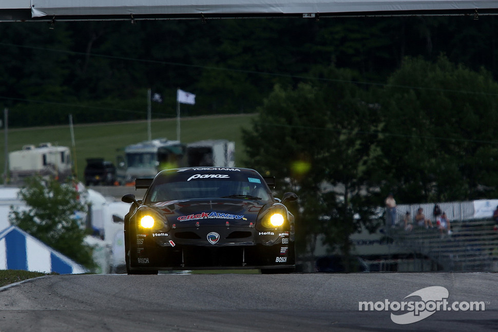#21 Panoz Team PTG Panoz Esperante GTLM: Tom Sutherland, Tom Milner, Joey Hand