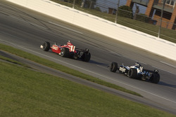 Scott Dixon and Marco Andretti