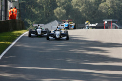 A support race: Nordic Formula Renault championship