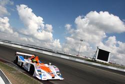 #44 Kruse Schiller Motorsport Lola - Mazda: Alex Muller, Hideki Noda, Jean de Pourtales