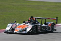 #30 Intersport Racing Lola B06/10 AER: Ryan Lewis, John Faulkner