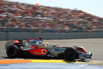 Lewis Hamilton, McLaren Mercedes, MP4-23