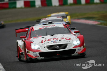 #39 Denso Dunlop Sard SC430: Toranosuke Takagi, Andre Couto, Koki Saga