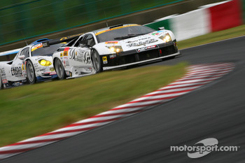 #66 Dgrq Murcie RG-1: Koji Yamanishi, Atsushi Yogo