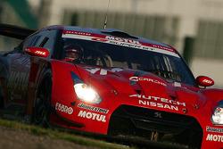#22 Motul Autech GT-R: Michael Krumm, Masataka Yanagida, Dominik Schwager