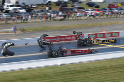 Doug Kalitta, Tony Schumacher