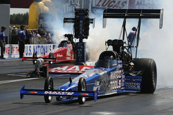 Antron Brown, Doug Kalitta
