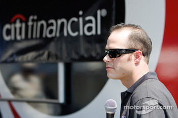 David Gilliland talks to Citi Financial guests