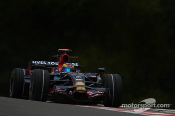 Sbastien Bourdais, Scuderia Toro Rosso, STR02