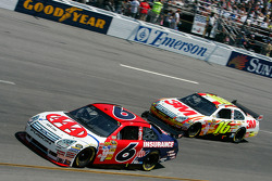 David Ragan and Greg Biffle
