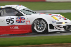 #95 James Watt Automotive Porsche 997 GT3 RSR: Peter Bamford, Matt Griffin, Paul Daniels