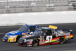 Kyle Busch and Ron Hornaday