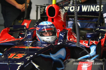 Takuma Sato, Scuderia Toro Rosso, STR03