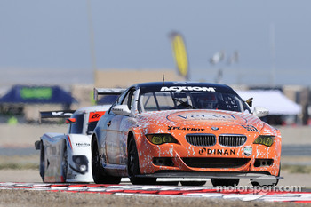 #53 Playboy Racing BMW M6: Mike Borkowski, Tommy Constantine