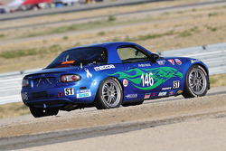 #146 Freedom Autosport Mazda MX-5: Tom Long, Rhett O'Doski