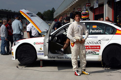 Felix Porteiro, BMW Team Italy-Spain, BMW 320si