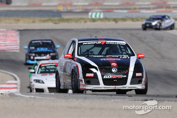 #181 APR Motorsport Volkswagen GTI: Randy Pobst, Mark White
