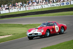 Tourist Trophy practice: 63 Ferrari 250 GTO