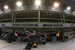 Red Bull Racing box