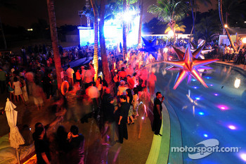 Red Bull Party at Sentosa Island: guests