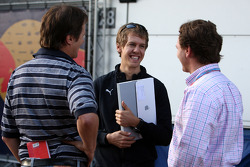 Sebastian Vettel, Scuderia Toro Rosso, Christian Horner, Red Bull Racing, Sporting Director
