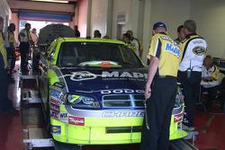 Mapei Menards Dodge at tech inspection