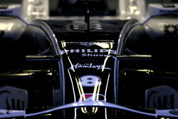 Williams F1 Team body work detail