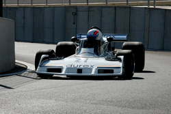 Anthony Hancock, Surtees TS19, 1976-77,