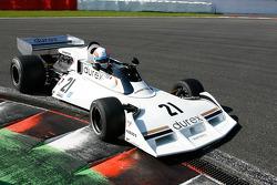 Anthony Hancock, Surtees TS19, 1976-77