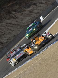 #12 Autocon Motorsports Lola B06-10 AER: Chris McMurry, Tony Burgess