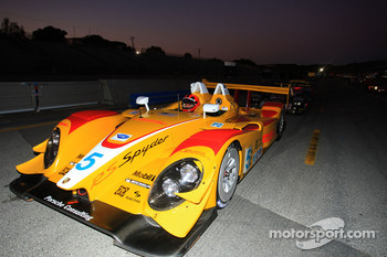 #5 Penske Racing Porsche RS Spyder: Helio Castroneves, Ryan Briscoe