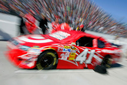 Reed Sorenson's Target Dodge on pit road