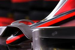 McLaren Mercedes front wing