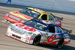 David Ragan and Bill Elliott