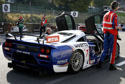Larbre Competition Saleen S7, Vincent Vosse and Greg Franchi