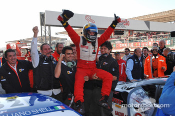 Sunday Coppa Shell race: Riccardo Ragazzi
